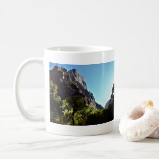 Zion National Park Utah Coffee Mug