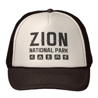 Zion National Park (Utah) trucker hat