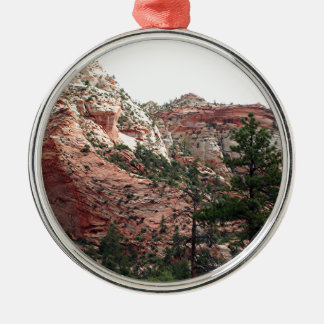 Zion National Park, Utah, USA 14 Christmas Ornament