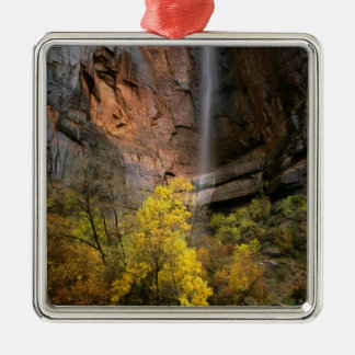 Zion National Park, Utah. USA. Ephemeral Christmas Ornament