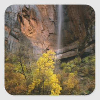 Zion National Park, Utah. USA. Ephemeral Sticker