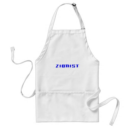 Zionist Aprons