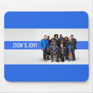 Zion's Joy Mouse Mat
