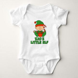 Zio's Little Elf Baby Bodysuit
