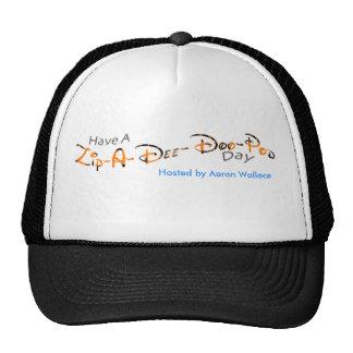 Zip-A-Dee-Doo-Pod Full Logo Trucker Hat