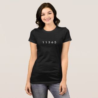 Zip Code: Fresh Meadows T-Shirt