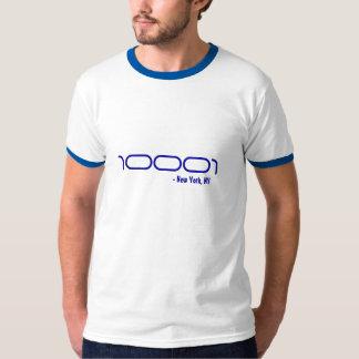 Zip Code Pride - 10001 T-Shirt
