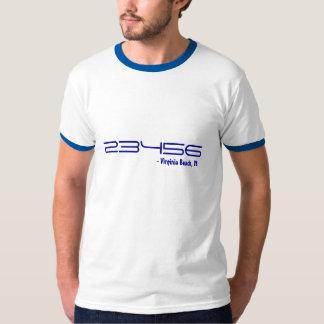 Zip Code Pride - 23456 T-Shirt