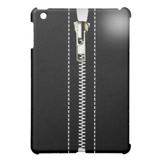 Zip It Up Funky iPad Skin (black) iPad Mini Cases