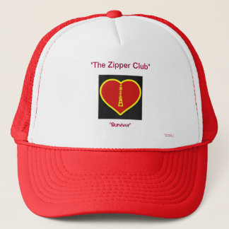 Zipper Club Survivor Hat