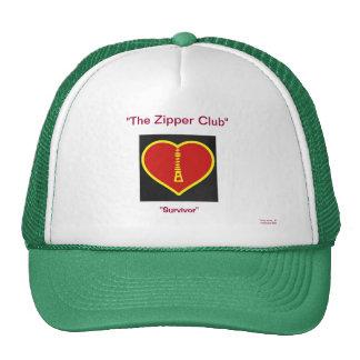 Zipper (open heart survivor) Hat