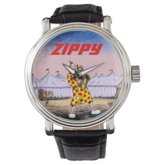 Zippy Circus Watch
