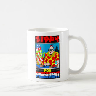 Zippy for President Coffee Mug