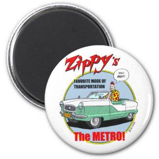 Zippy s Metro Magnet