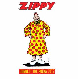 """Zippy """"Sculpture"""" #2 Photo Cut Outs"""