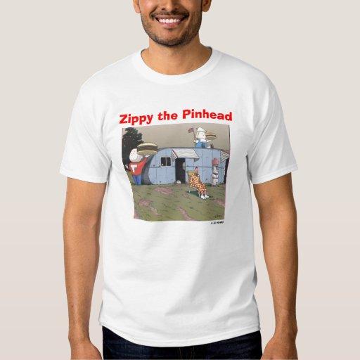 Zippy the Pinhead Shirts