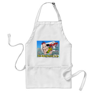 Zippy: The Spin Doctor Apron