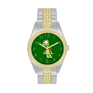 Zippy the Turtle Wristwatch
