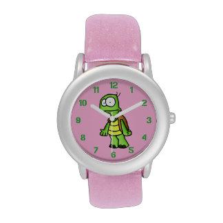 Zippy the Turtle Wrist Watch