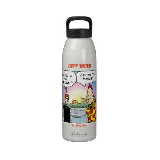 Zippy Water Bottle