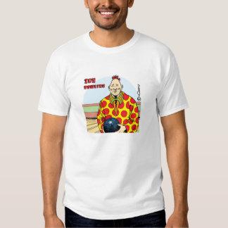 Zippy Zen Bowling Tshirt