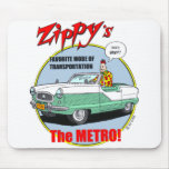 Zippy's Metro Mousepad