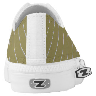 Zipz low top shoes printed shoes