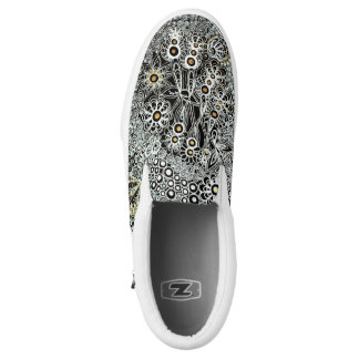Zipz Slip On Shoes (Jennifer) Printed Shoes