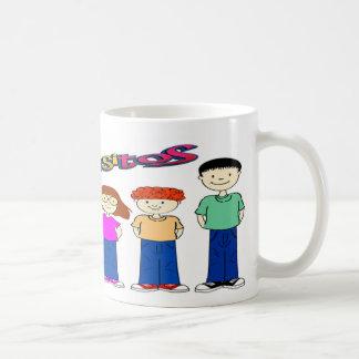 Ziskisitos 1 basic white mug