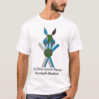 Zizl-Dico-Locus-Equus-Burchelli-Boehmi T-Shirt