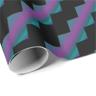 Zizzags Gift Wrapping Paper
