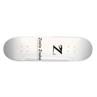 Zizzle Znake Ninja Black by Grassrootsdesigns4u Custom Skateboard