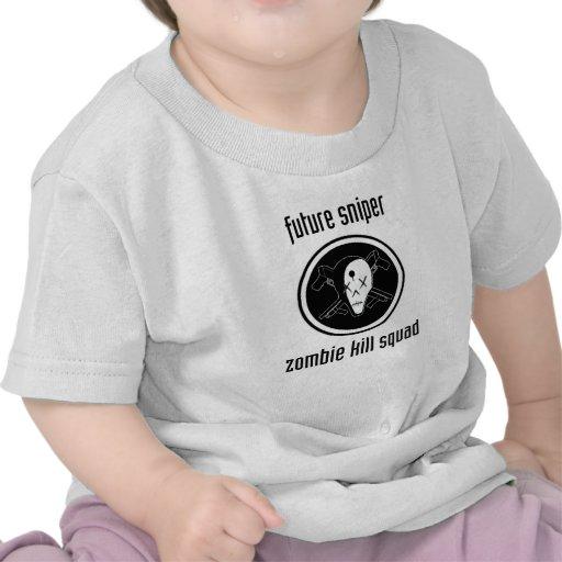 ZKS Future Sniper Baby T-shirt
