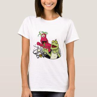 Zlorgnbob: the shirt (ladies, light)