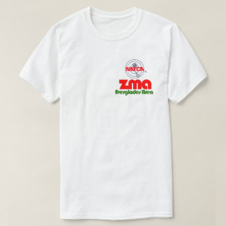 ZMA Everglades Area - Gator Back T-Shirt