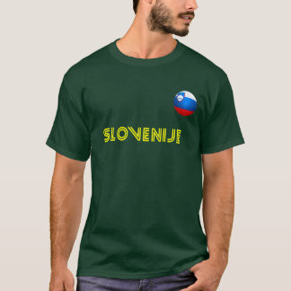 Zmajceki - Slovenia Football T-Shirt