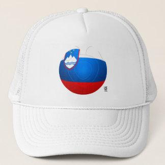 Zmajceki - Slovenia Football Trucker Hat