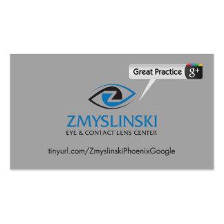 Zmylinski Google cards Double-Sided Standard Business Cards (Pack Of 100)