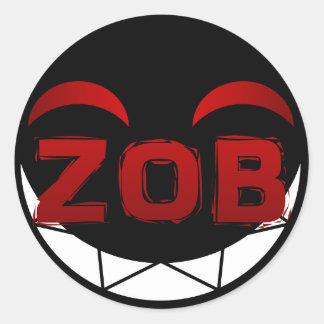 ZOB Graduates Stickers