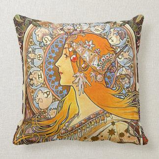 Zodiac 1896 cushion