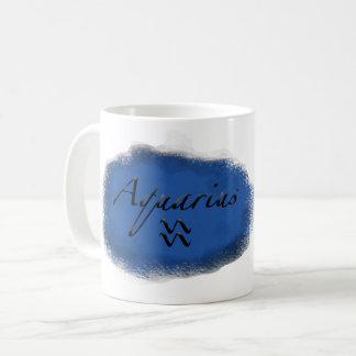 Zodiac - Aquarius Mug