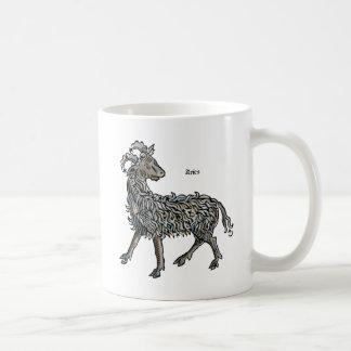 Zodiac: Aries, 1482 Coffee Mug