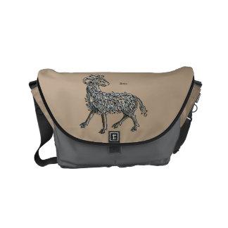 Zodiac: Aries, 1482 Courier Bags