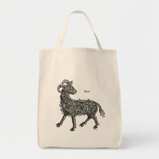 Zodiac: Aries, 1482 Tote Bag