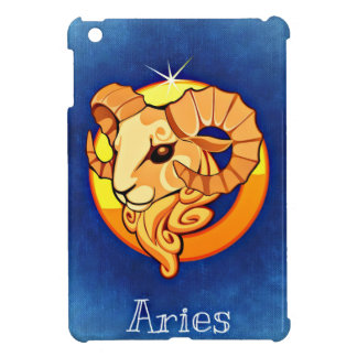 Zodiac Aries Case For The iPad Mini