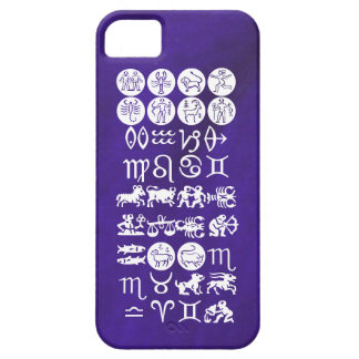 Zodiac Astrology Symbol : BirthStar Goodluck Charm Barely There iPhone 5 Case