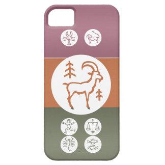 Zodiac Astrology Symbol BirthStar Goodluck Charm iPhone 5 Case