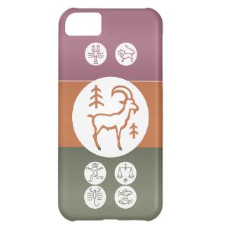 Zodiac Astrology Symbol BirthStar Goodluck Charm iPhone 5C Cases