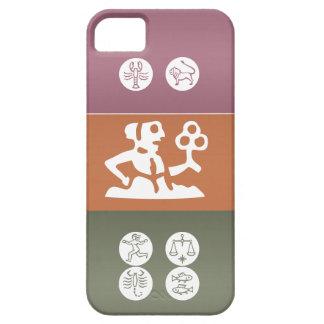 Zodiac Astrology Symbol : BirthStar Goodluck Charm Case For The iPhone 5