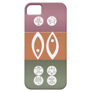 Zodiac Astrology Symbol : BirthStar Goodluck Charm iPhone 5 Cases